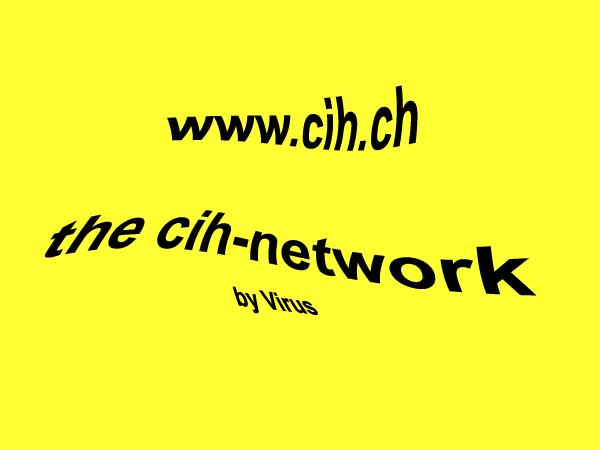 cih-network projects: Webmail